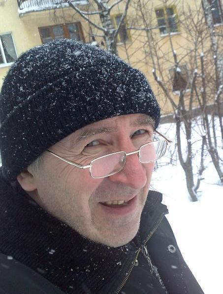 Член Союза писателей России, поэт Сергей Сметанин